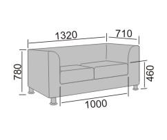 Размеры Форли-2